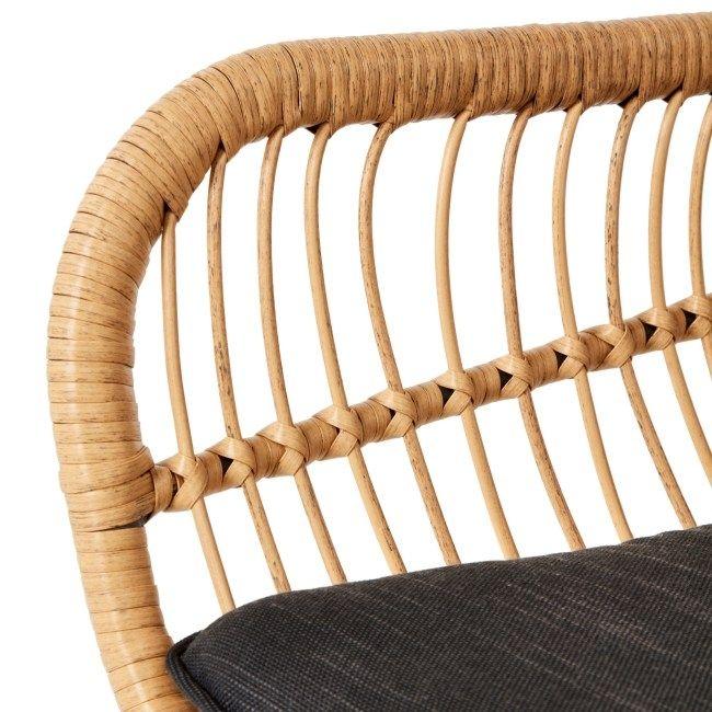 Fotel Blooma Apolima Technorattan Fotele Castorama Outdoor Chairs Rattan Armchair