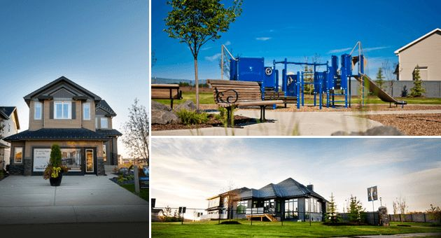 Say hello to Edmonton's newest, most attractive west-end community! You can find…