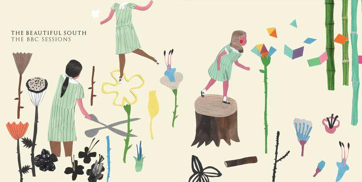 Peepshow Collective | Illustration | Animation | Art Direction - luke best