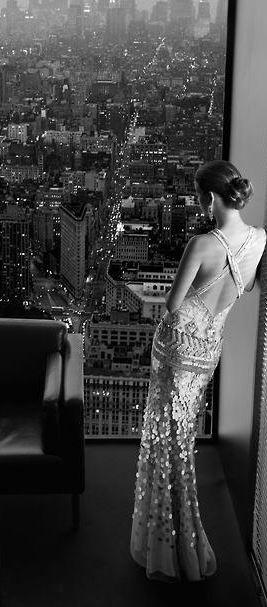Beijinho no ombro, Manhattan é minha!