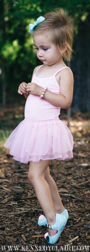 Light Pink Leotards for Toddlers Leotard Tutu Dress, Toddler Gymnastics Clothing, Toddler Fashion Outfits for Summer