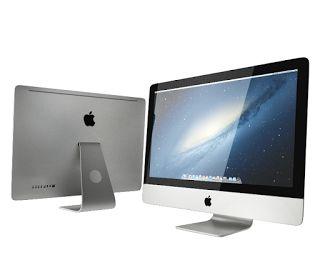 New iMac by Apple Free 3D Model