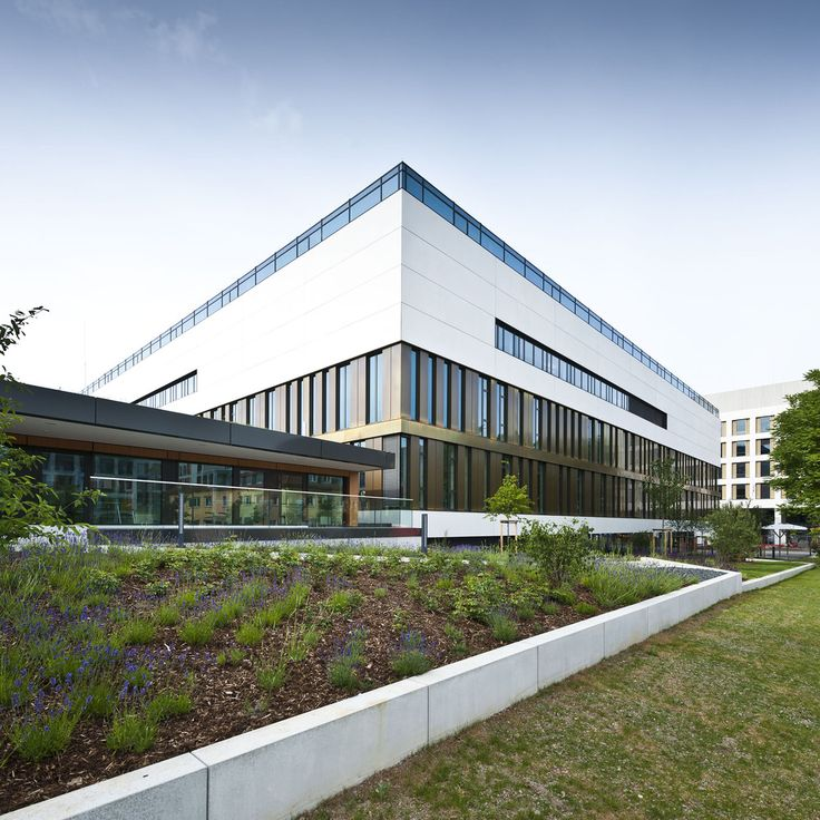 Gallery of Max Planck Institute for the Biology of Ageing / Hammeskrause Architects - 1