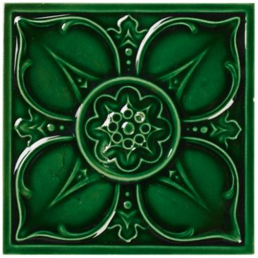 Beatrice Malachite - Empress - Wall & Floor Tiles | Fired Earth