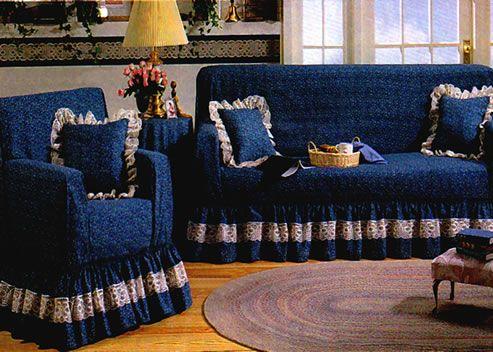 Resultado De Imagen Para Forros Para Muebles Patrones De