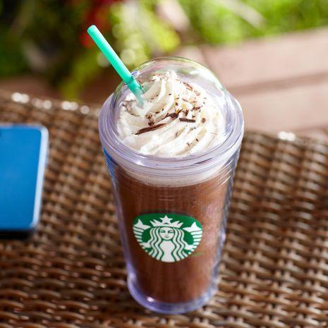 Cold Cup à couvercle en dôme Starbucks