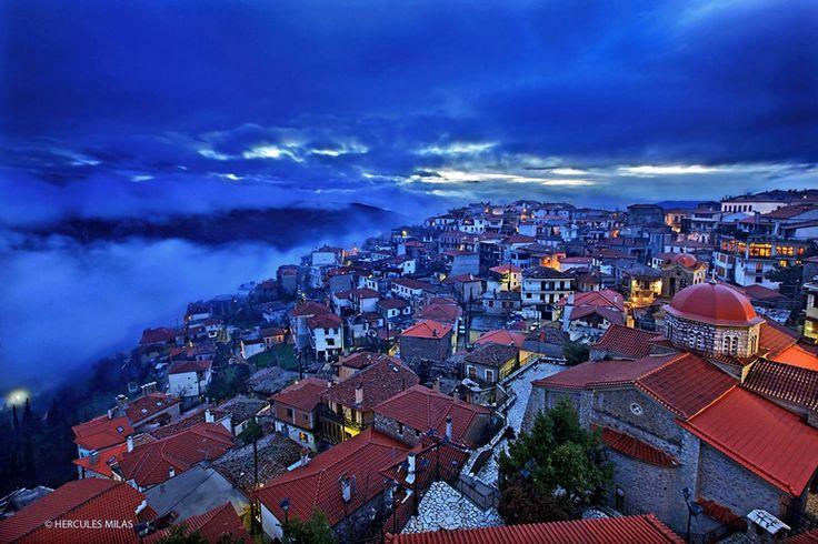 GREECE CHANNEL | Araxova: one of the best trips we took!