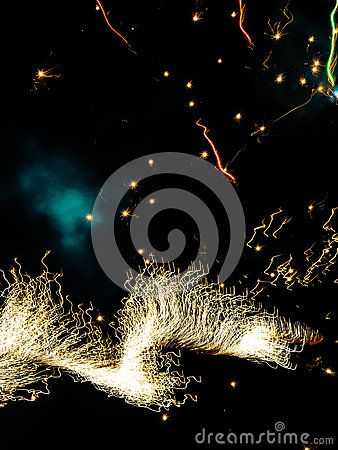 Fireworks Abstract Trails - Download From Over 28 Million High Quality Stock Photos, Images, Vectors. Sign up for FREE today. Image: 48460579