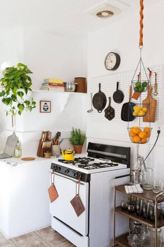 21 Smart Storage Ideas for Small Kitchens Kitchen Design Ideas