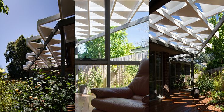 Project Type : Garden Pavilion + Small Project | Location : Mount Waverley, Melbourne (Photography credits : Nic Granleese) Rose Garden Origami is an attached garden pavilionwhich…