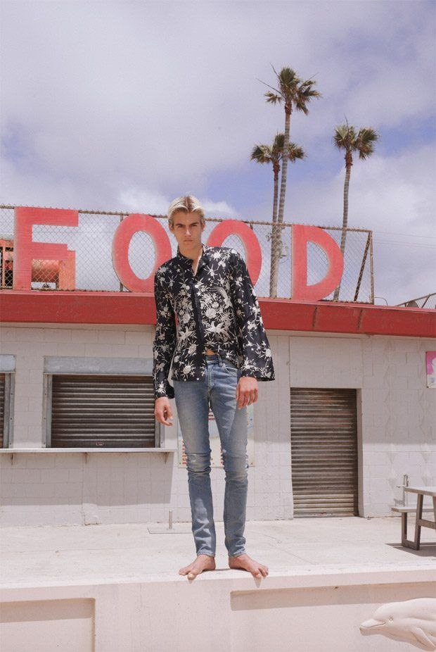 Loophole with Presley Gerber by Taylor Tupy for ODDA Magazine