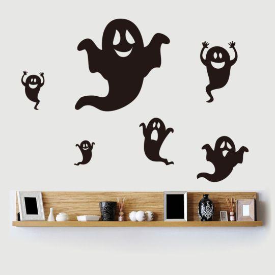Attractive 14 Best Halloween Themed Wall Decals Images On Pinterest | Wall Decal, Wall  Decals And Happy Halloween
