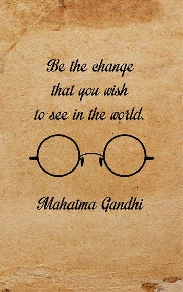 Quotes & Places. Il cambiamento