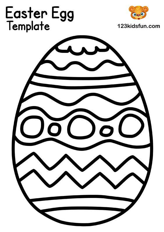 Creative Diy Easter Crafts Kolorowanki I Wyszywanki