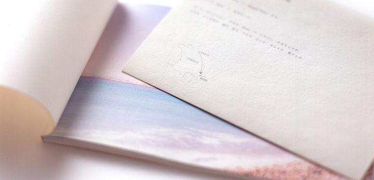 エンボス・デボス|紙とデザイン|竹尾 TAKEO
