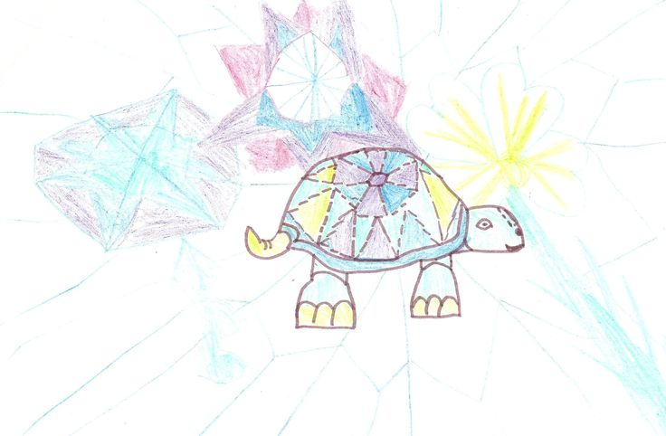 The chrystal turtle - Nora (7)