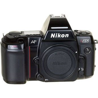 Nikon N8008 - Still have this one.  Great camera.