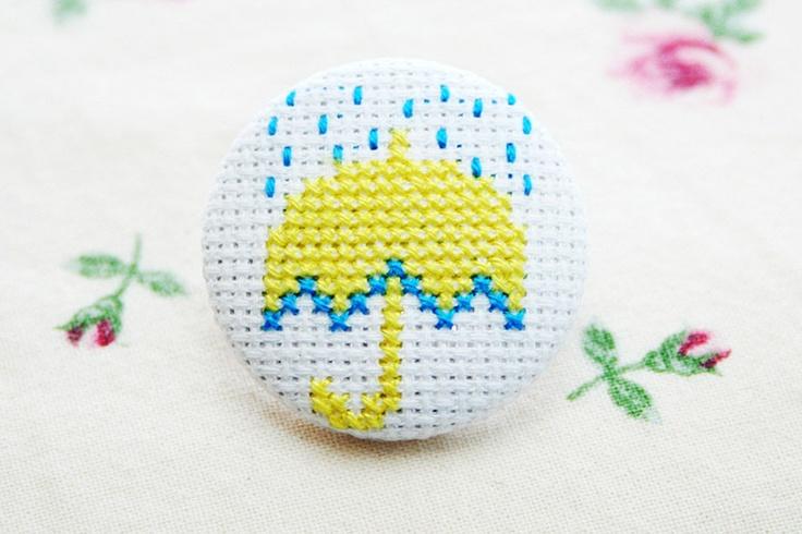 cute  / cross stitch
