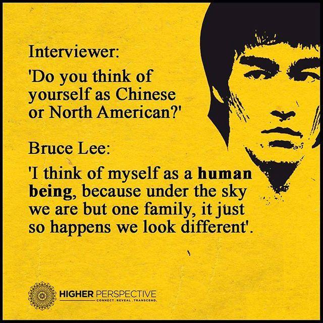 human being …