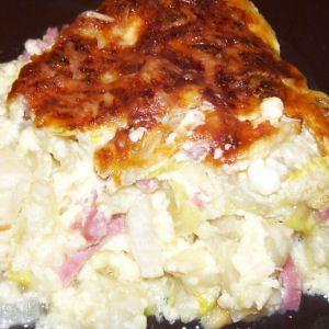 Légèreté & Gourmandises: Gratin d'endives au jambon (3 PP)