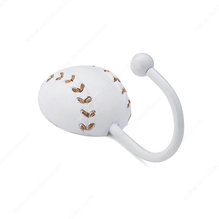 Crochet Balle de baseball - 1643 - RH164301100 - Quincaillerie Richelieu