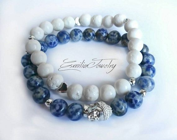 Hey, I found this really awesome Etsy listing at https://www.etsy.com/se-en/listing/459968334/handmade-braceletstacks-budah-bracelet