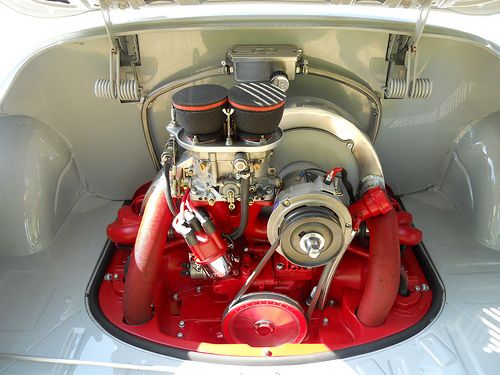 karmann ghia engine - Google Search