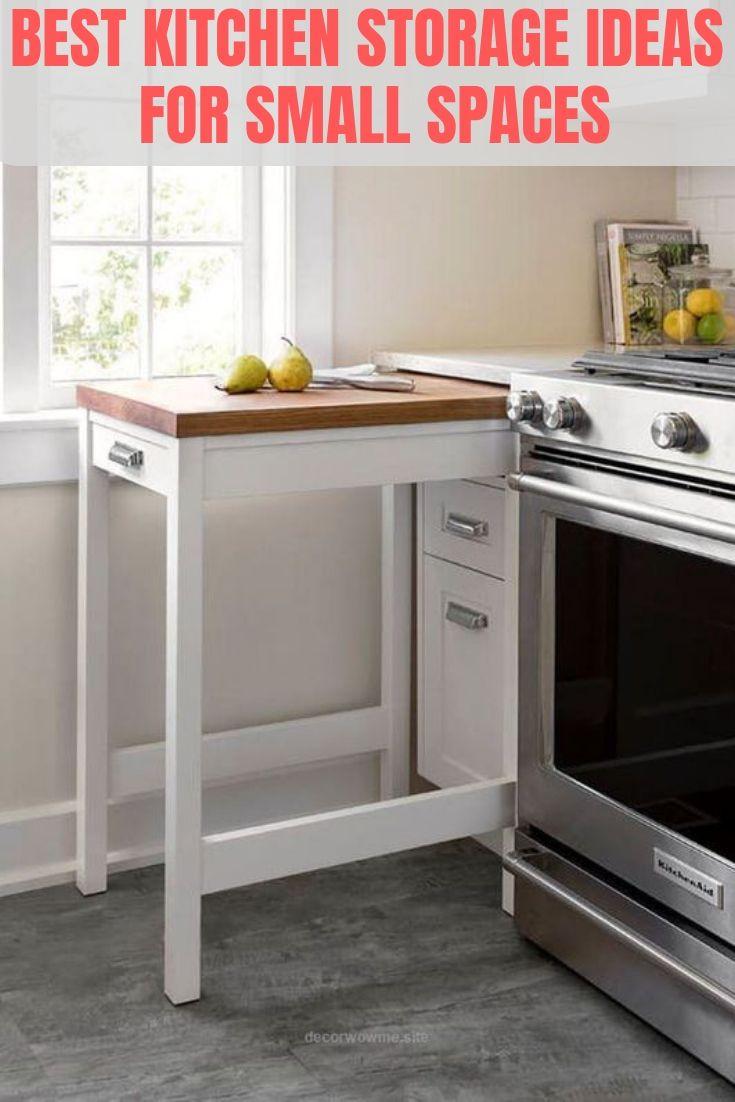 44 Unique Kitchen Design Ideas For Apartment Diy Storage Home Kitchens Remodel Small