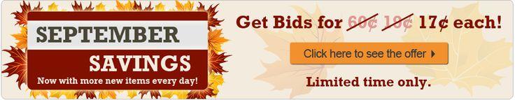 DealDash™ - Bid & Save - The fair & honest bidding site