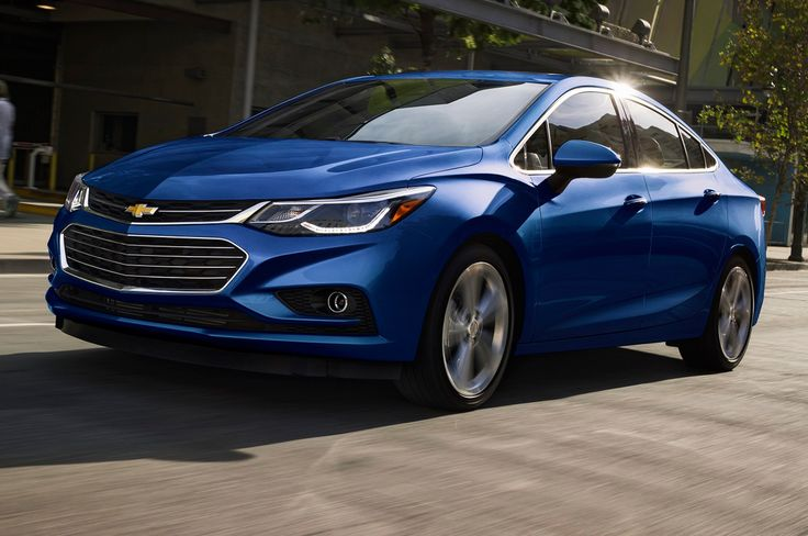 Is the 2016 Chevrolet Cruze the Camaro of compacts? Get the full 2016 Cruze review right here, with insight you'll only find at Motor Trend.