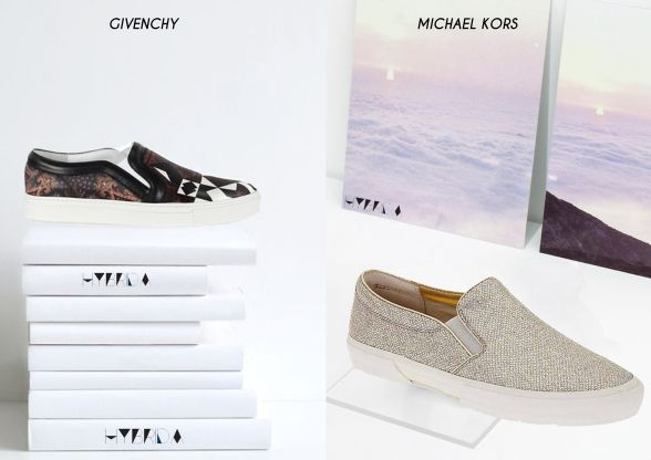 sneakerscollage - hybrida givenchy michael kors