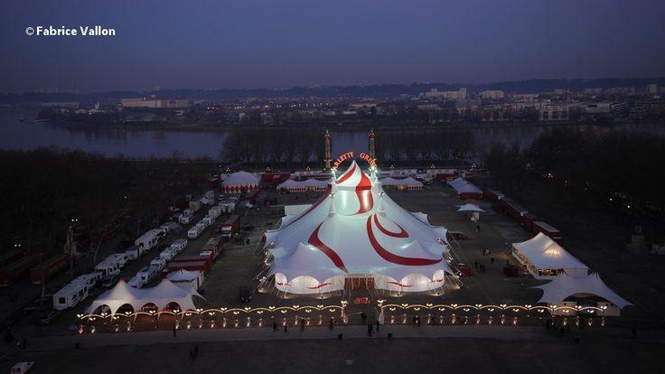Bordeaux : le Cirque Arlette Gruss débute sa tournée française ...