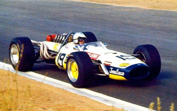 Peter de Klerk, Kyalami 1969, Brabham BT20