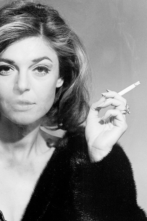 Anne Bancroft in The Graduate (Mike Nichols, 1967) I can only bow down and worship….