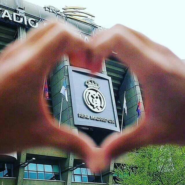 Amor al Real Madrid