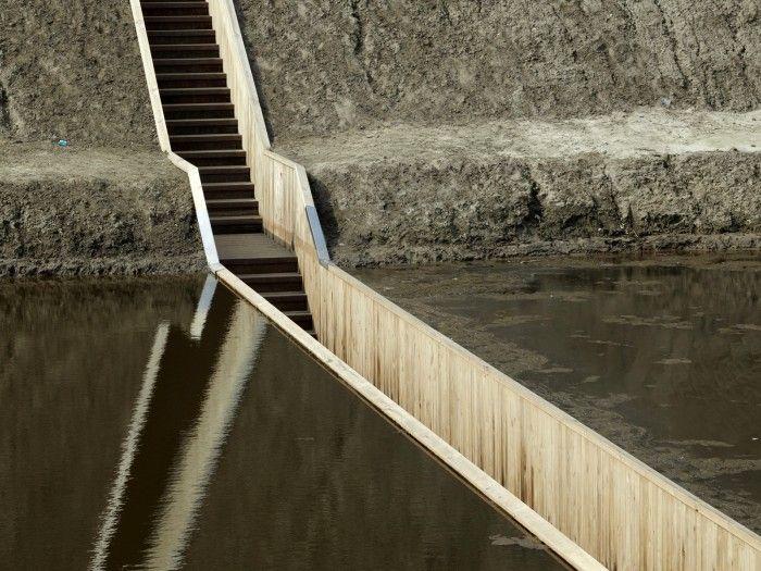 The Sunken Moses Bridge