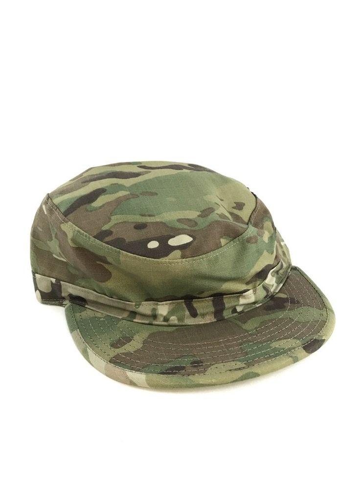 US Army Issue Multicam OCP Uniform Patrol Cap, Sam Bonk