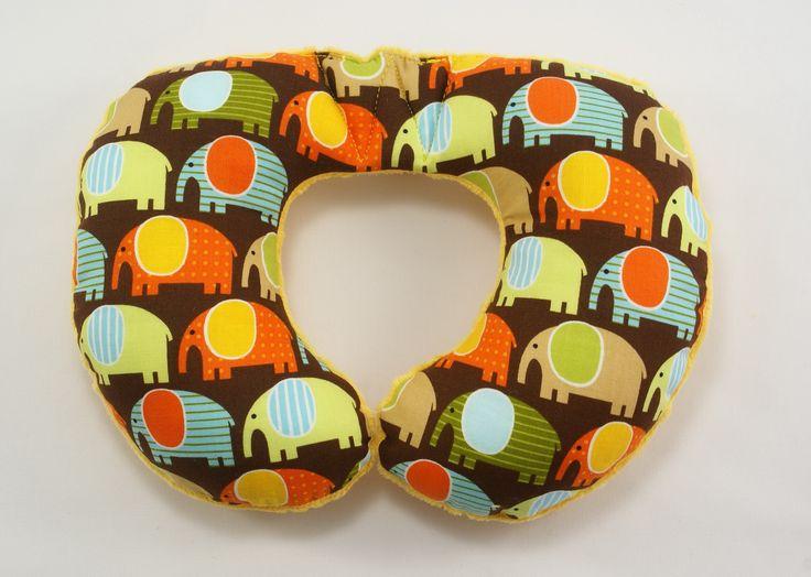 #handmade #littlesophie #elephant #travelpillow #kids #pillow #mango
