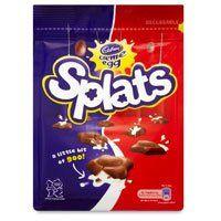 Hurrah! 38 chocolate treats all under 200 calories! low fat, sweets, cadburys, creme eggs