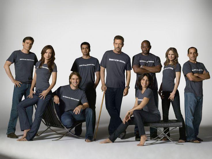 House M.D.: Favorite Tv, House Md, House Cast, Housemd, House M D, Dr. House, Tv Show, Hugh Lauri, Tv Series
