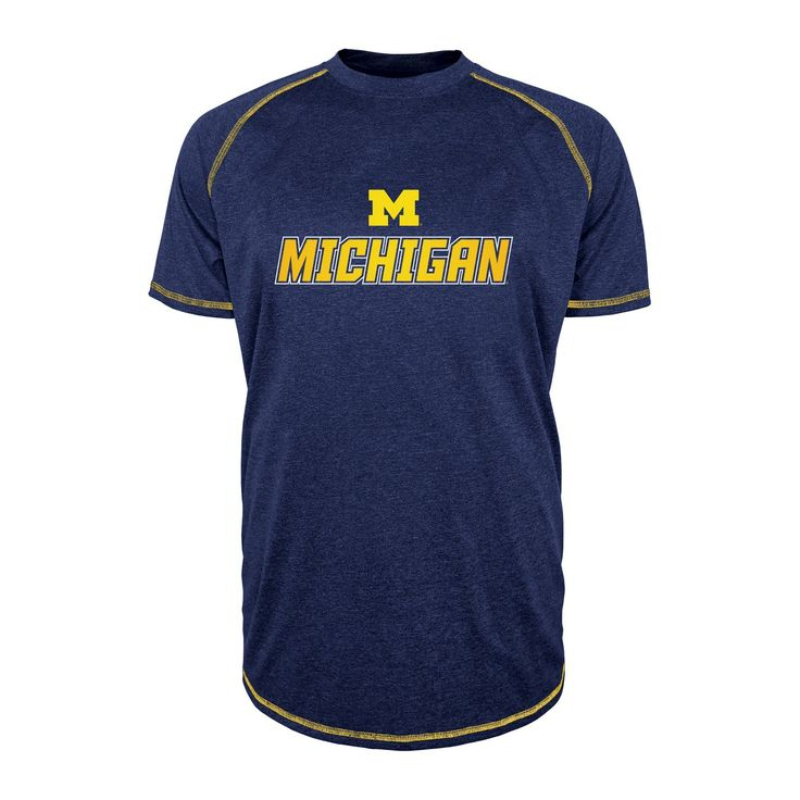 NCAA Michigan Wolverines Men's T-Shirt - S, Multicolored