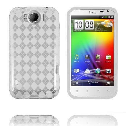 Tuxedo (Hvid) HTC Sensation XL Cover