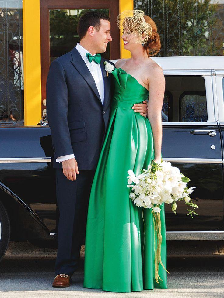 24 nontraditional wedding dress ideas
