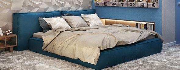 Мягкая мебель от Decoracion: диваны для отдыха, кровати для сна, кресла для чтения.