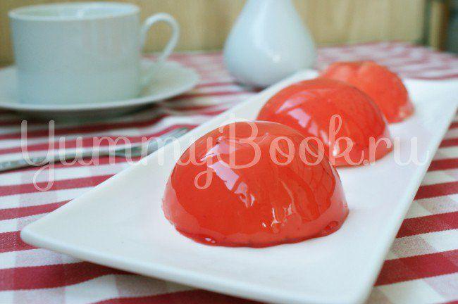 Ванильный мусс в глазури - пошаговый рецепт с фото