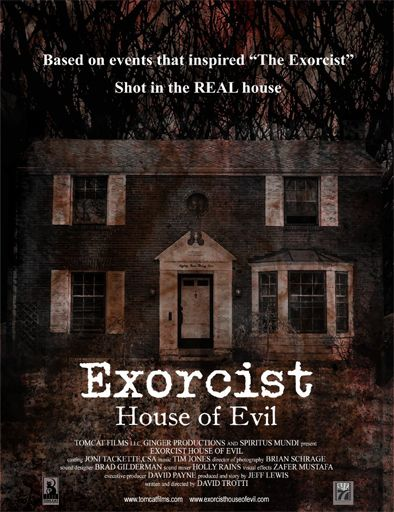 Poster de Exorcist House of Evil