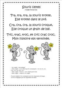 comptines, chansons - laclassedelila
