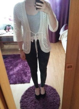 Kup mój przedmiot na #vintedpl http://www.vinted.pl/damska-odziez/kardigany/11840367-sliczna-narzutka-sweterek