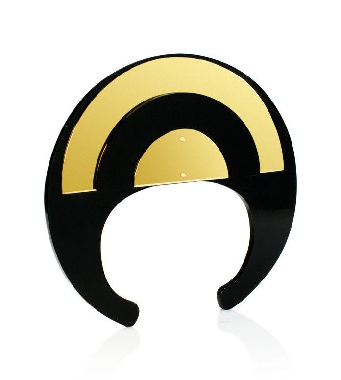 Solar Cuff - Geometric Jewellery Collection by Chloe Snow