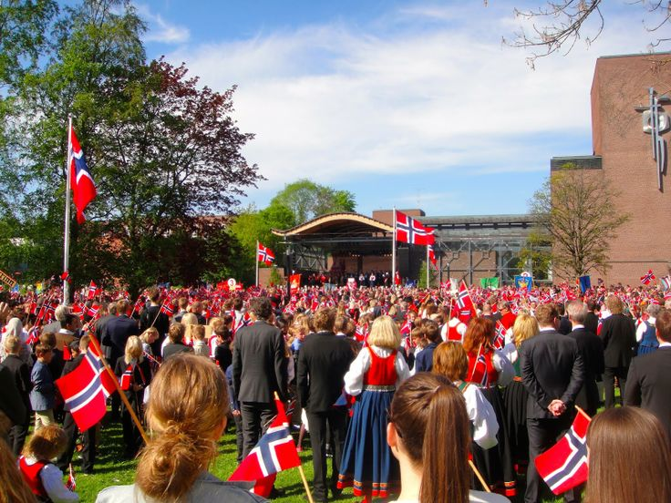 Gratulerer med dagen: how we celebrated 17.mai #syttendemai #norge #norway